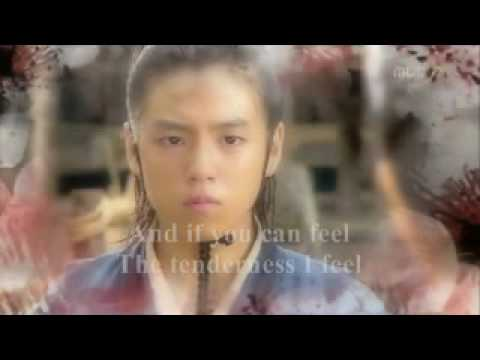 QUEEN SEON DEOK (KOREAN DRAMA) (ANGELS BROUGHT ME HERE by LA DIVA) (MUSIC VIDEO) with lyrics