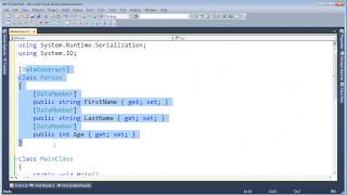 getlinkyoutube.com-C# Attributes and Serialization