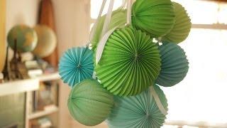 getlinkyoutube.com-DIY Paper Lantern | Kin Community