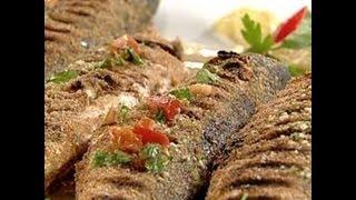 getlinkyoutube.com-سمك مشوي - مطبخ منال العالم