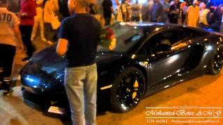 getlinkyoutube.com-Lamborghini Aventador LP700-4 & TANJAWA - Tanger