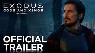 getlinkyoutube.com-Exodus: Gods and Kings | Official Trailer [HD] | 20th Century FOX