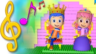 getlinkyoutube.com-TuTiTu Songs | Palace Song | Songs for Children with Lyrics