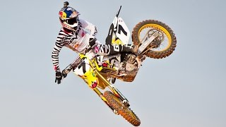 getlinkyoutube.com-RAW: James Stewart Supercross Prep - Stewart Compound (MXPTV)