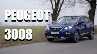 getlinkyoutube.com-2017 Peugeot 3008 (ENG) - First Test Drive and Review