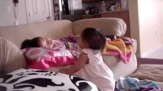getlinkyoutube.com-Lauren wakes up Iya