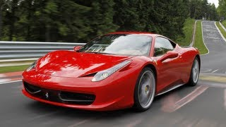 Ferrari 458 Italia Supertest
