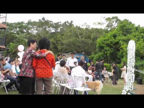 HK Wedding Live Jazz Band(Hong Kong):Fati music- Quando (Heineken 海尼根啤酒廣告曲)@131