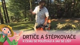 getlinkyoutube.com-Zahrada pod lupou - drtiče a štěpkovače
