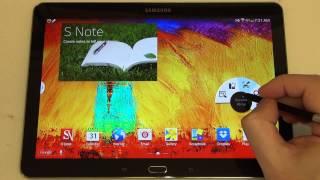 getlinkyoutube.com-Samsung Galaxy Note 10.1 2014 Edition S-Pen Demo