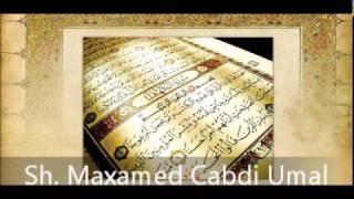 Tafsiir Quran Surah 79 An-Nazicat - Sh Maxamed Cabdi Umal
