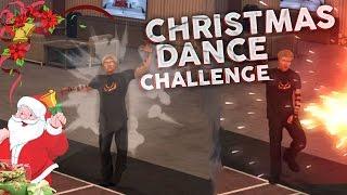 getlinkyoutube.com-NBA 2K17 CHRISTMAS DANCE CHALLENGE ! #TisTheSeasonChallenge