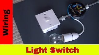 getlinkyoutube.com-How to wire a light switch.