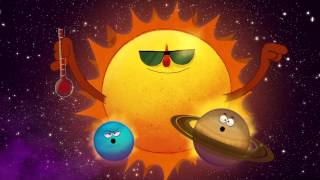 "getlinkyoutube.com-Outer Space: ""I'm So Hot,"" The Sun Song by StoryBots"