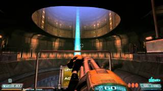 Doom 3: BFG Edition: Resurrection of Evil - Level 9: Phobos Labs - Sector 3: Main Reactor