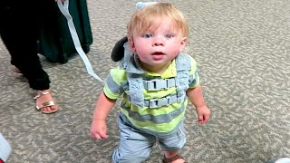 ARE BABY LEASHES CRUEL?