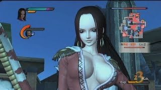 getlinkyoutube.com-PS3 ワンピース海賊無双2 中文版  海賊女帝‧波雅 漢考克