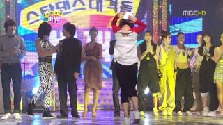 getlinkyoutube.com-Dance Battle (SNSD, Kara, SHINee, SuJu, AS, 2AM, )