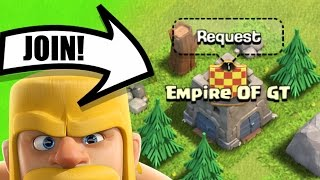 BIRTH OF A NEW CLAN!! - Clash Of Clans - HOW TO JOIN?