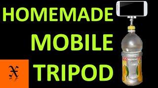 getlinkyoutube.com-How To Make Homemade MOBILE TRIPOD