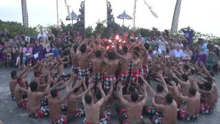 getlinkyoutube.com-Kecak Dance / Uluwatu, Bali