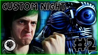 getlinkyoutube.com-RAGE INTENSIFIES | FNAF SL CUSTOM NIGHT (VERY HARD) #2 | DAGames