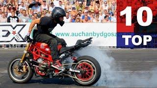 getlinkyoutube.com-TOP10 Best Motorcycle Stunts StuntGP 2015