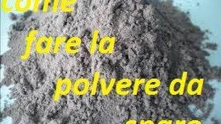 getlinkyoutube.com-Come Creare Polvere Da Sparo (Fai Da Te)