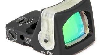 Trijicon RM04 RMR Reflex Sight Dual Illuminated
