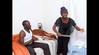 Kansiime Anne the armed robber.