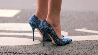The Best Paris Fashion Week Street Style Shoes! | Fashion Week Spring 2014
