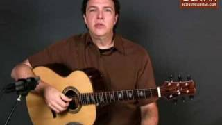 getlinkyoutube.com-Acoustic Guitar Review - Paul Reed Smith Tonare Grand