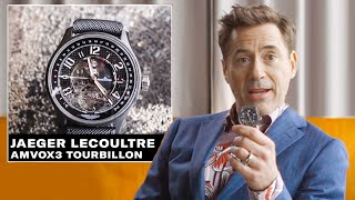 getlinkyoutube.com-Robert Downey Jr. Shows Off His Epic Watch Collection | GQ