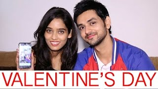 getlinkyoutube.com-Shakti's Suprise For Neha On This Valentines Day