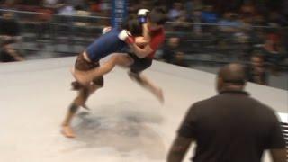 getlinkyoutube.com-Jiu Jitsu vs Muay Thai; My MMA Debut