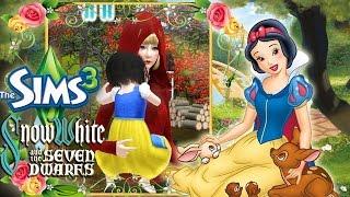 getlinkyoutube.com-The Sims 3 Snow White #3 สโนวไวท์กับหนูน้อยหมวกแดง