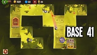 getlinkyoutube.com-BASE 41 [EXTREME!!!] | Top Dungeon Formation #16 | King of Thieves