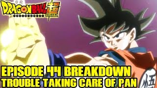 getlinkyoutube.com-Dragon Ball Super - Episode 44 Preview + Episode 43 Goku's Ki is Out of Control?! Pans Flying!