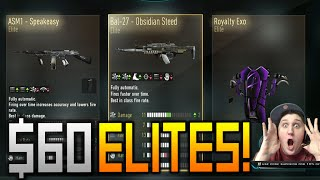 "getlinkyoutube.com-OPENING $60 OF ""ADVANCED SUPPLY DROPS"" - Crazy Triple Elite! (COD AW Best ELITE Supply Drop Opening)"