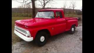 getlinkyoutube.com-1963 Chevy Truck (Frame off restoration)
