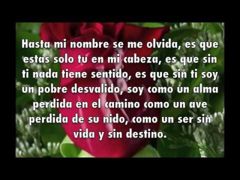 Poema: Te Amo Mi Amor