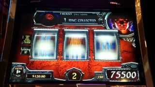 getlinkyoutube.com-LOTR 3-Reel Slot - Troll Rampage 'Pays That Again' 10x