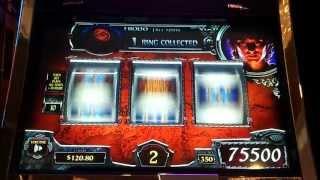 getlinkyoutube.com-LOTR 3-Reel Slot - Troll Rampage 'Pays That Again' 10x