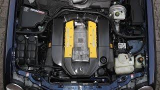 getlinkyoutube.com-W210 E55 Kompressor Supercharged AMG - 623PS - Dyno, Dynochart, 100-200 Testdrives and techinfo