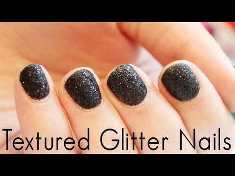 DIY Textured Nails | TotallyCoolNails