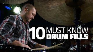 getlinkyoutube.com-10 Drum Fills Every Drummer Should Know  - Drum Lesson (Drumeo)