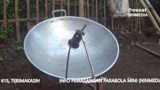 getlinkyoutube.com-Parabola Menggunakan Wajan (NINMEDIA)