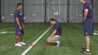 Seahawks Tackling Teach Tape