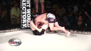 "USFFC 24: ""Aftershock"" Jacob Ramano vs Dylan Cala"