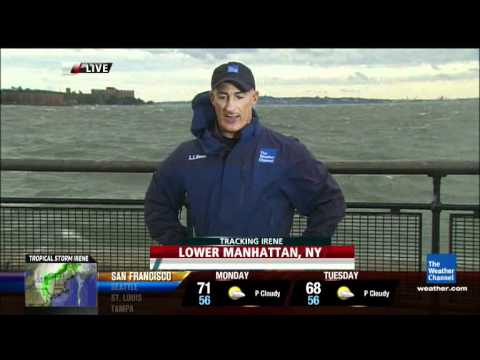 Cantore's Message After Irene